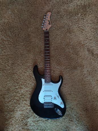 электрогитара Cort g110 black
