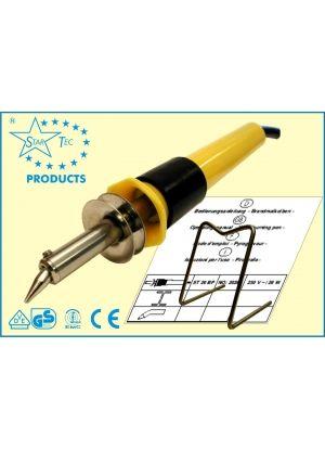 Creion pirogravat, aparat pirogravura ca si nou