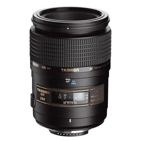 Obiectiv Tamron SP 90mm f/2.8 Di Macro 1:1 - Canon EF