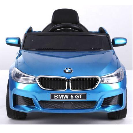 Masinuta electrica pentru copii Bmw seria 6GT NOUA cu Garantie #Blue