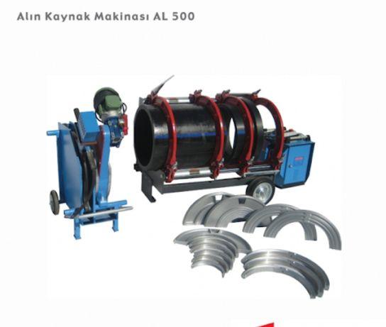 Продам Turan Makina AL 500 аппарат для сварки ПЭ труб до 500 диаметра