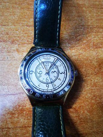 Vând ceas Swatch placat cu aur