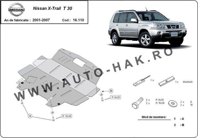 Scut motor metalic Nissan X-Trail T30 2001-2007