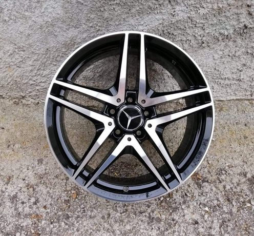 "Джанти за Мерцедес Mercedes 19"" цола AMG 5х112 чисто нови Спорт пакет"