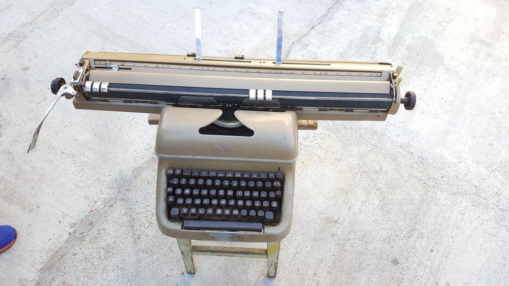 Masina de scris OPTIMA Cluj-Napoca - imagine 1