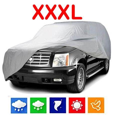 Покривало Джип Брезент за Автомобил SUV XXXL 5.30м x 1,95м x 1.50м