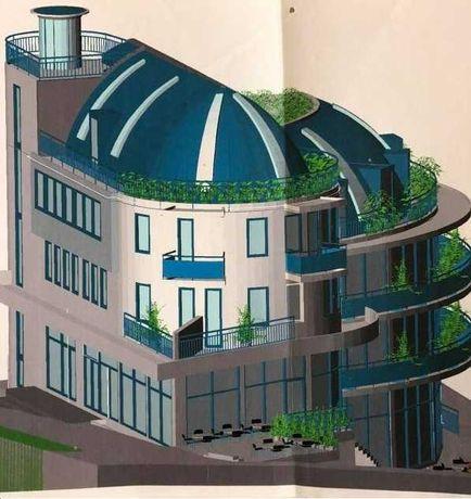 Проект за семеен хотел в Кранево, Павлов