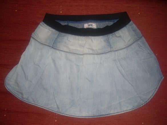 Diesel оригинална дънкова пола