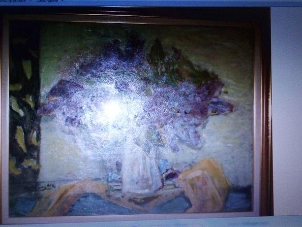colecție tablouri Ionel Matasareanu.. Aurel Cojan vând schimb cu auto