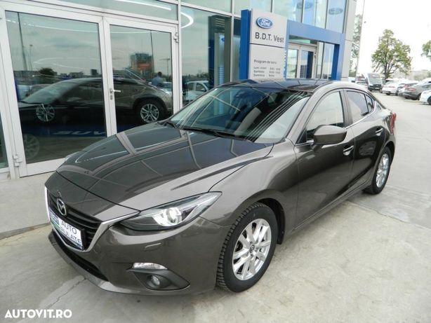 Mazda 3 2.0 benzina, Euro 6, unic proprietar, istoric service in reteaua Mazda