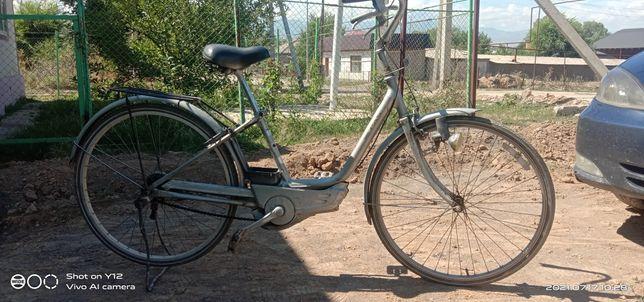 Ямаха, японский велосипед