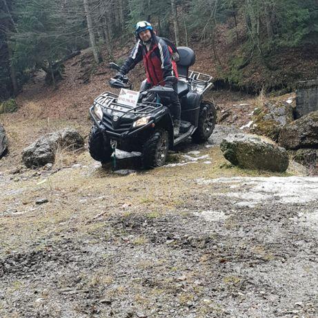 Inchirieri ATV, Busteni, trasee superbe, 4x4 off road