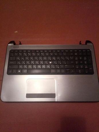 корпус ноутбука hp 250 g3 клава и тачпад