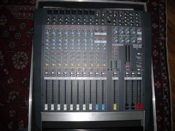Mixer cu amplificare,utilizat la doua evenimente,in stare noua.