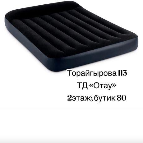 Надувной матрас INTEX полутороспальный