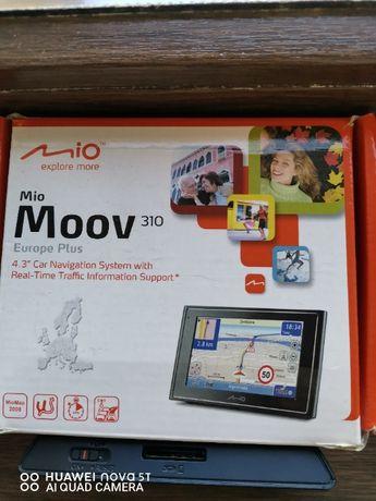 """Mio Moov 310 sistem navigatie 4,3"""""""