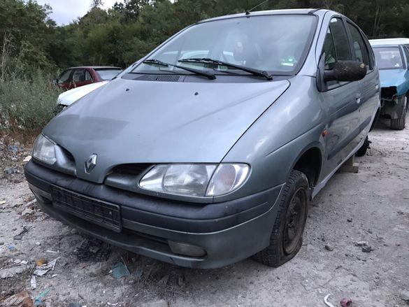 Renault Megane Scenik 1.9dti 98кс 1998г На Части