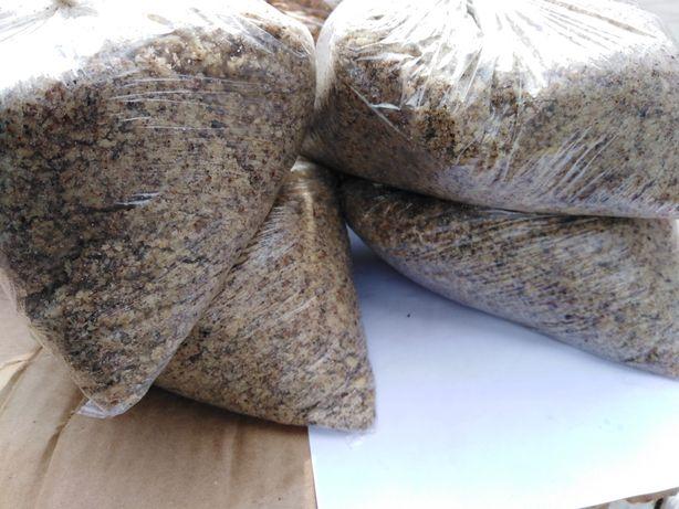 Miez de nuca măcinat la 10 Lei kg