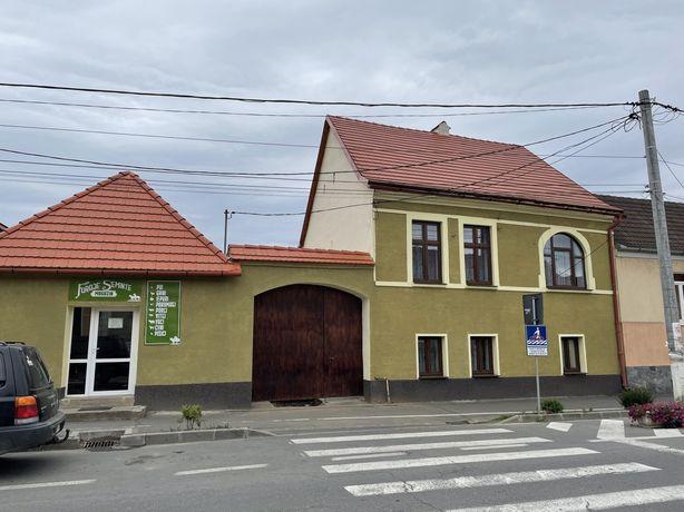 Casa cu etaj de vanzare in Agnita