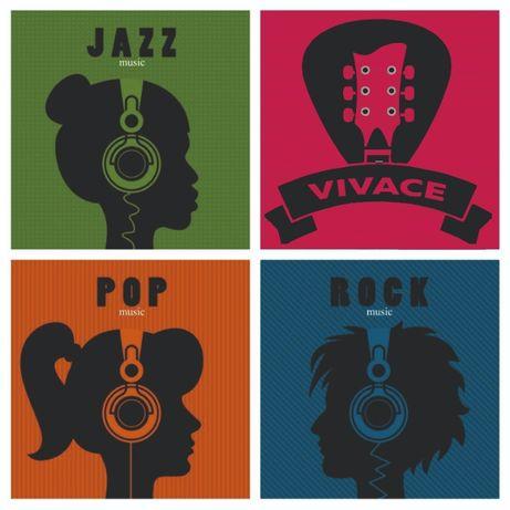 """Курсы вокала, гитары, фортепиано, бас-гитары, укулеле школы """"VIVACE"""""""