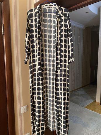 Платье накидка Zara