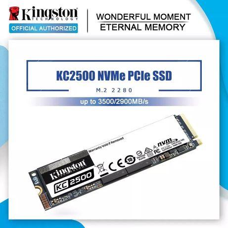 SSD-накопитель Kingston KC2500 M.2, 1ТБ