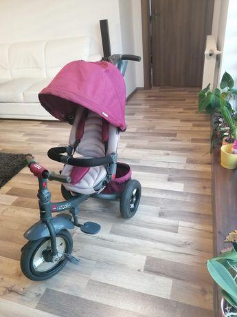 Tricicleta Coccolle Corso multifuncțională