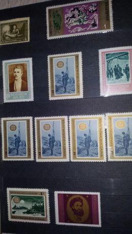 Колекций стари пощенски марки!