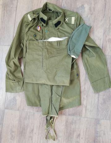 Artilerist Militar în termen RSR Uniforma militara comunista Artilerie
