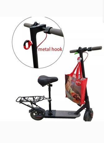Кука за багаж за тротинетка, електрически скутер xiaomi m365