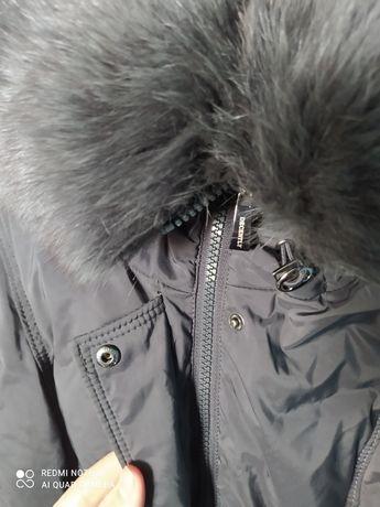 Зимняя куртка пальто женская