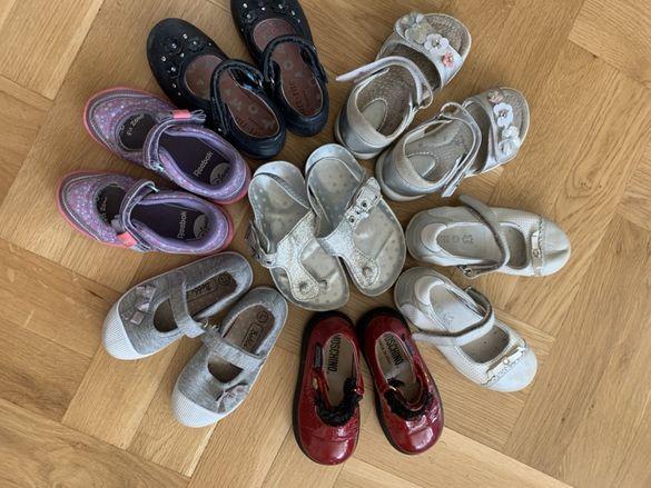 Детски обувки за момиче miss sixty moshino geox