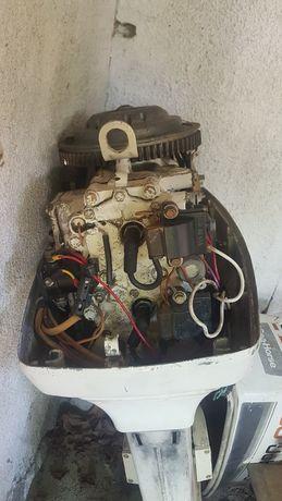 Извън бордов двигател johnson 55к.с.