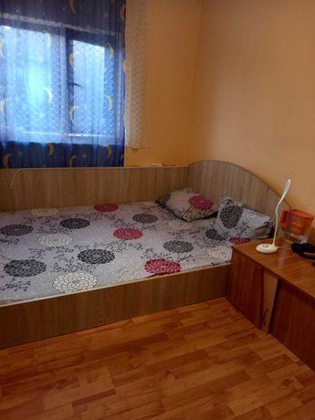 Apartament cu doua camere la casa , luminos,  complet mobilat