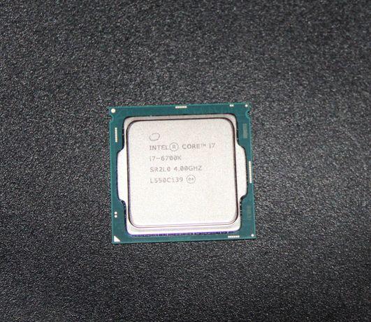 Процессор Core i7 6700k