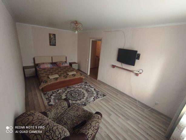 1 Ком. Квартира Посуточно от Vip Room. Р-н: Буратина. КТВ / Wi-Fi.