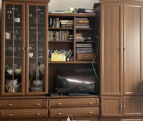 Стенка, горка, мебель для гостиной