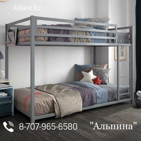 """Двухъярусная кровать """"Альпина"""" (двухярусная). Доставка. Установка."""