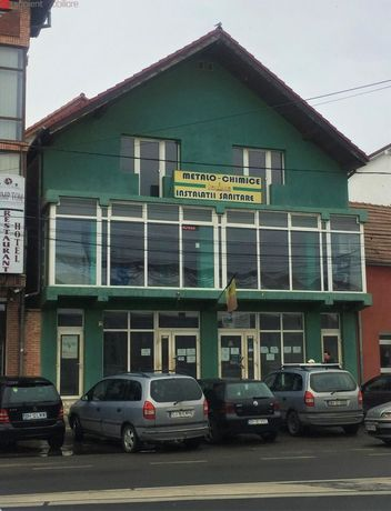 SAPIENT   Spatiu comercial de inchiriat centru Alesd etaj