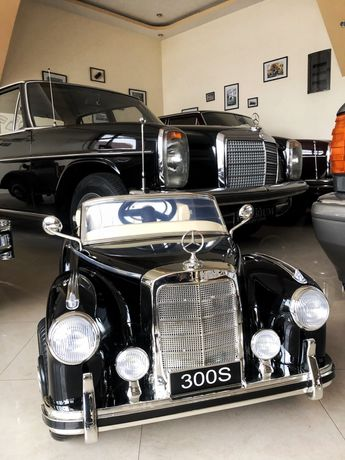 Mercedes 300S electric