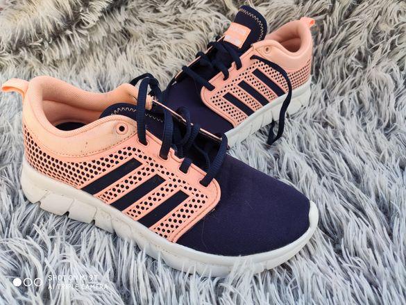 Adidas уникални дамски оригинални маратонки с мемори 36 2/3