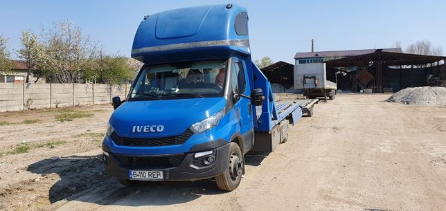 Iveco Daily. 2015