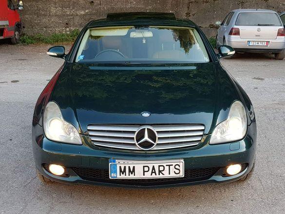 Mercedes CLS320CDI W219 224к.с. 7G-Tronic НА ЧАСТИ!
