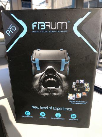 3D очила Fibrum VR Headset Pro