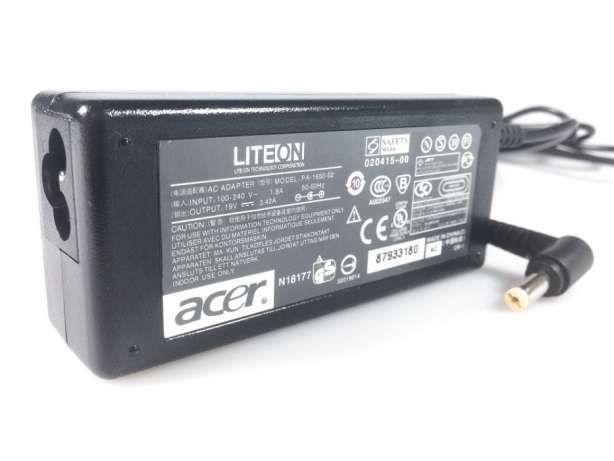 адаптер-блок питания для зарядки на ноутбук ACER и шнур от к