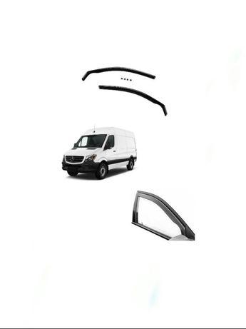 Ветробрани Mercedes SPRINTER W906 (2006-2018) - ГОРЕ/ПРЕДНИ - (2бр.)