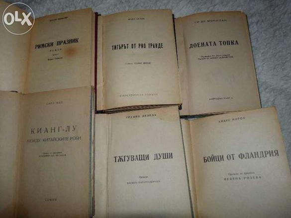Световни автори- приключенски роман, поредица знаменити романи