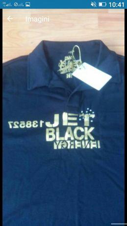 Tricouri jet Black