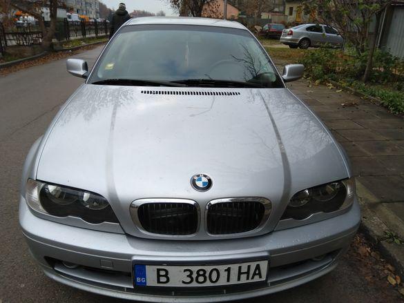 Продавам Bmv 318ci 118kc