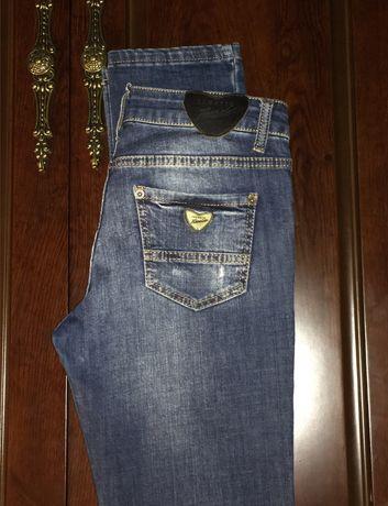 Женские джинсы, размер 44-46, Турция